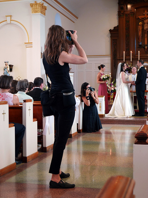 Good money in wedding photography