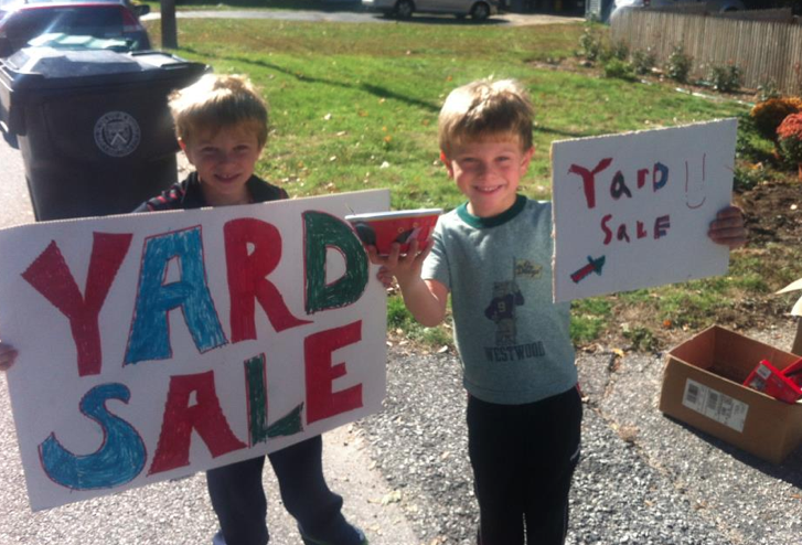 Earn cash selling your old stuff