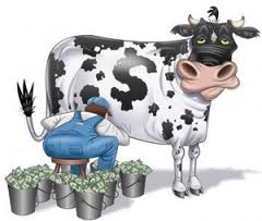 Milk it from many income streams